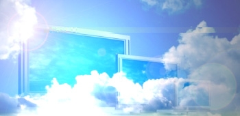 Cloud computing in the sky