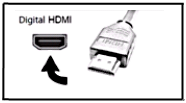 HDMI Cable for TV