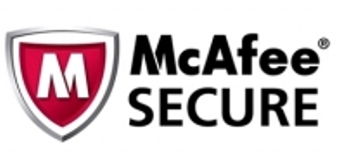 McAfee Secure virus removal stinger