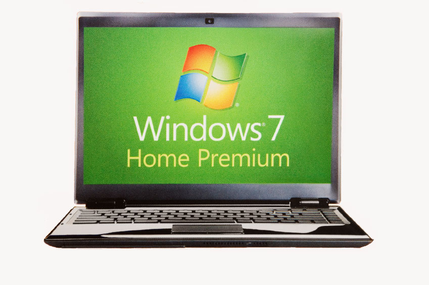 windows 7 home premium laptop