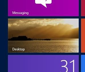 Windows 8 Desktop Tile Knowhow