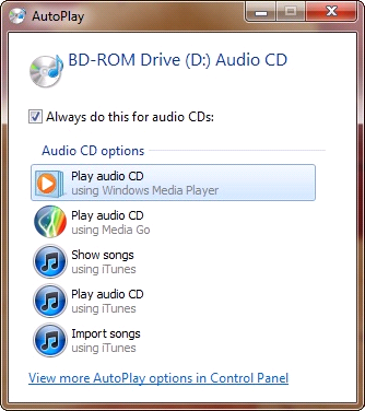 media player auto play