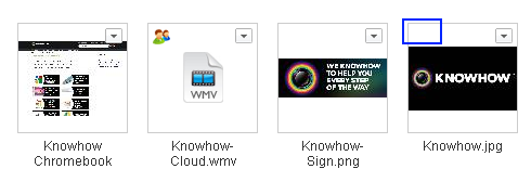 Knowhow Cloud web sharing